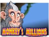 Monkey's millions Spielautomat