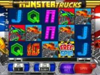 Monster Trucks Spielautomat