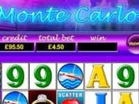 Monte Carlo Spielautomat