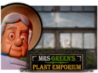 Mrs Green's Plant Emporium Spielautomat