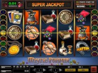 Mystic Fortune Spielautomat