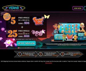 Vegas Mobile Casino Erfahrungsbericht