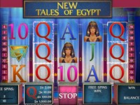 New Tales Of Egypt Spielautomat