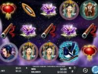 Night of Sevens Spielautomat