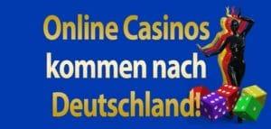 Online Casino Deutschland legal spielen