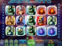 Orbital Mining Spielautomat
