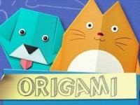 Origami Spielautomat