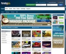 300% bis zu 300€ + 100 Freie Spins für Aloha + 4x 25 Spins täglich für Gonzo's Quest