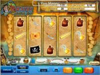 Pirates Treasure Hunt Spielautomat