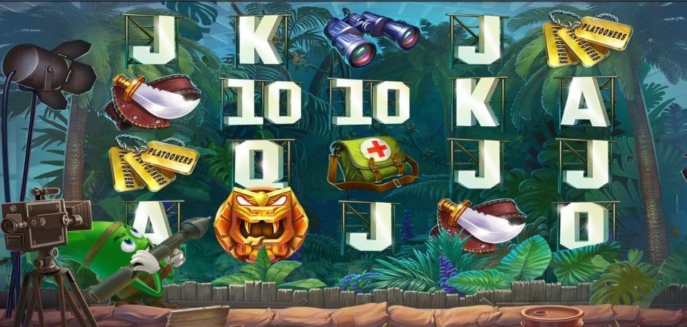 Platooners Casinospiel