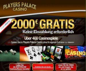 Players Palace Casino im Test