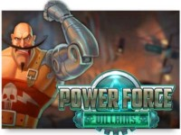 Power Force Villains Spielautomat