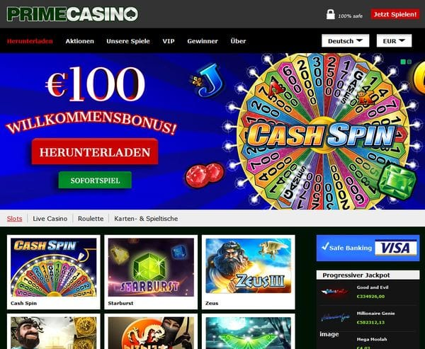 test online casino casino de