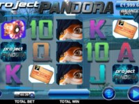 Project Pandora Spielautomat
