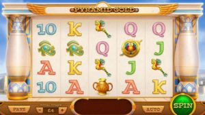 Pyramid Gold Spielautomat ohne Anmeldung