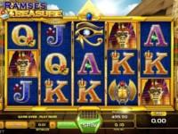 Ramses Treasure Spielautomat