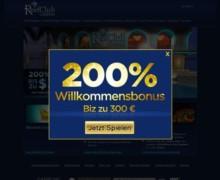 200% Willkommensbonus bis zu 300€
