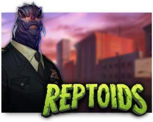 Reptoids Video Slot freispiel