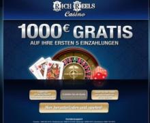 100% Einzahlungsbonus, bis zu 150€ gratis Bonus