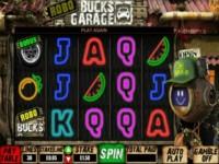 Robo Bucks Garage Spielautomat