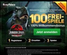 1. Einzahlung: 100% bis zu 100 € + 50 Freispiele
