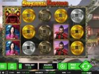 Samurai's Fortune Spielautomat