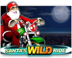 Santa's Wild Ride Casinospiel kostenlos spielen