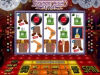 Saturday Night Fever Spielautomat
