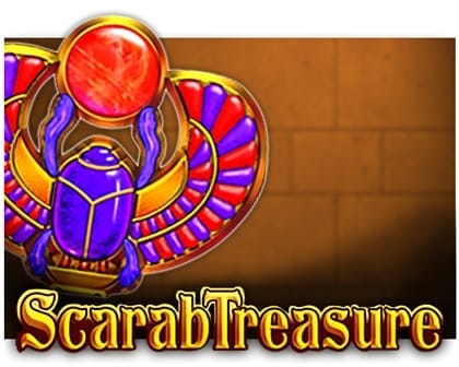 Scarab Treasure Spielautomat ohne Anmeldung