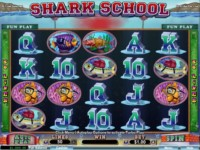Shark School Spielautomat