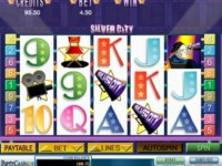 Silver City Spielautomat
