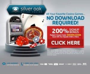 Silver Oak Casino im Test