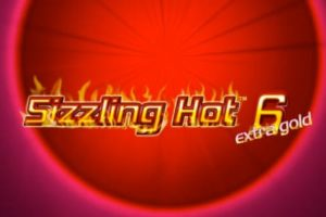 Sizzling Hot 6 Extra Gold Automatenspiel ohne Anmeldung