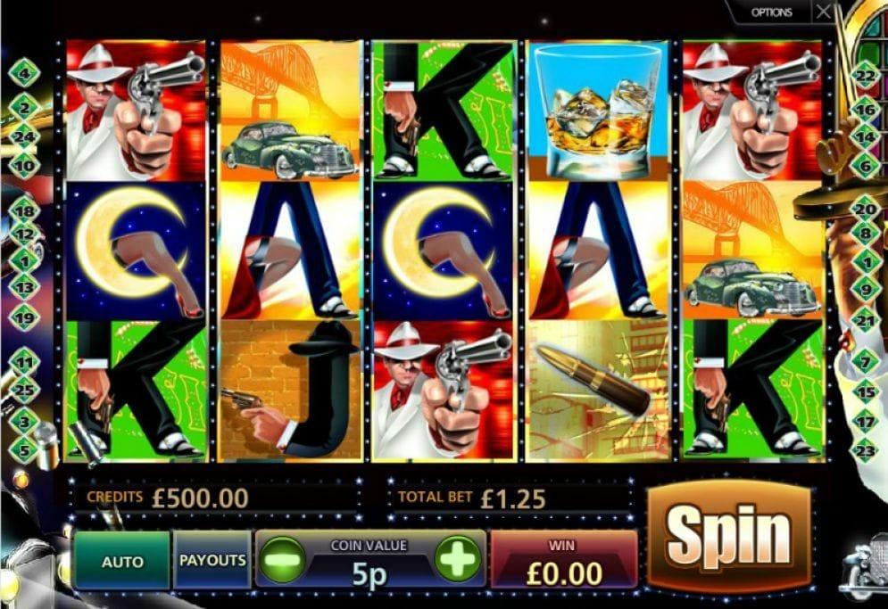 Slot Boss online Spielautomat