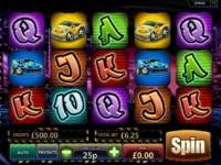 Slot Wheels Spielautomat