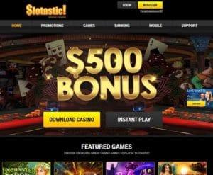 Slotastic Casino im Test