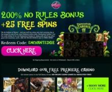 25$ Free Chip für Cash Bandits mit Code VAULT