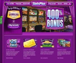 Slots Plus Casino im Test