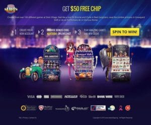 Slots Village Casino im Test