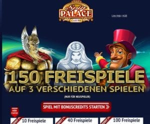 Spin Palace Casino im Test