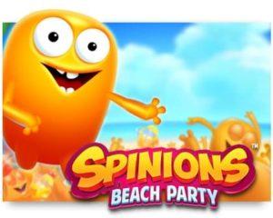 Spinions Beach Party Geldspielautomat kostenlos spielen