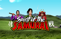 Spirit of the Samurai Spielautomat