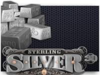 Sterling Silver 3D Spielautomat