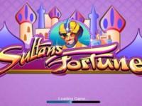 Sultan's Fortune Spielautomat
