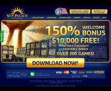 150% Begrüßungsbonus bis zu $10 000 gratis Bonus