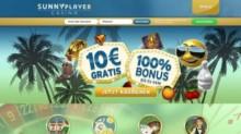 1.Einzahlung: 1€ Einzahlen und 10€ GRATIS Guthaben bekommen, 2.Einzahlung: 100% Bonus bis zu 444€