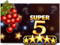 Super 5 Stars Spielautomat