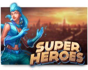 Super Heroes Slotmaschine freispiel