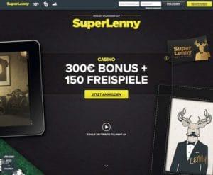 Super Lenny Casino Bericht