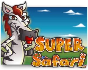 Super Safari Video Slot online spielen